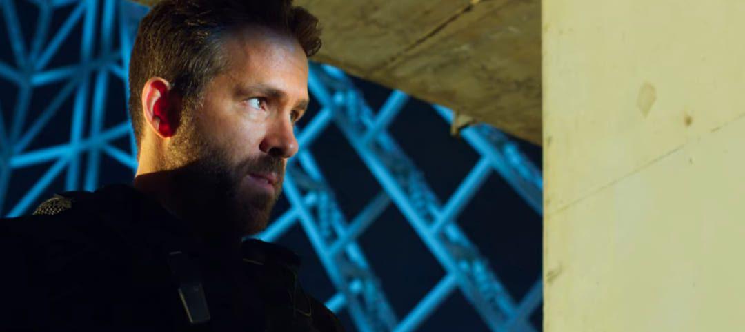 Ryan Reynolds es el protagonista de la película