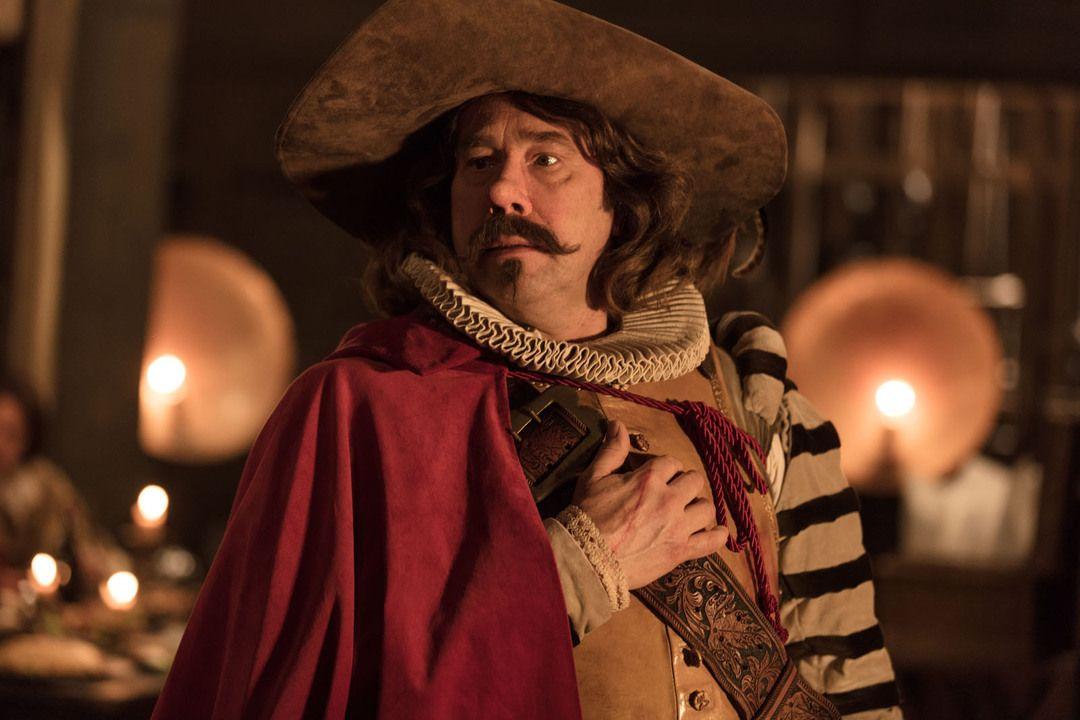 Olivier Gourmet es Cyrano
