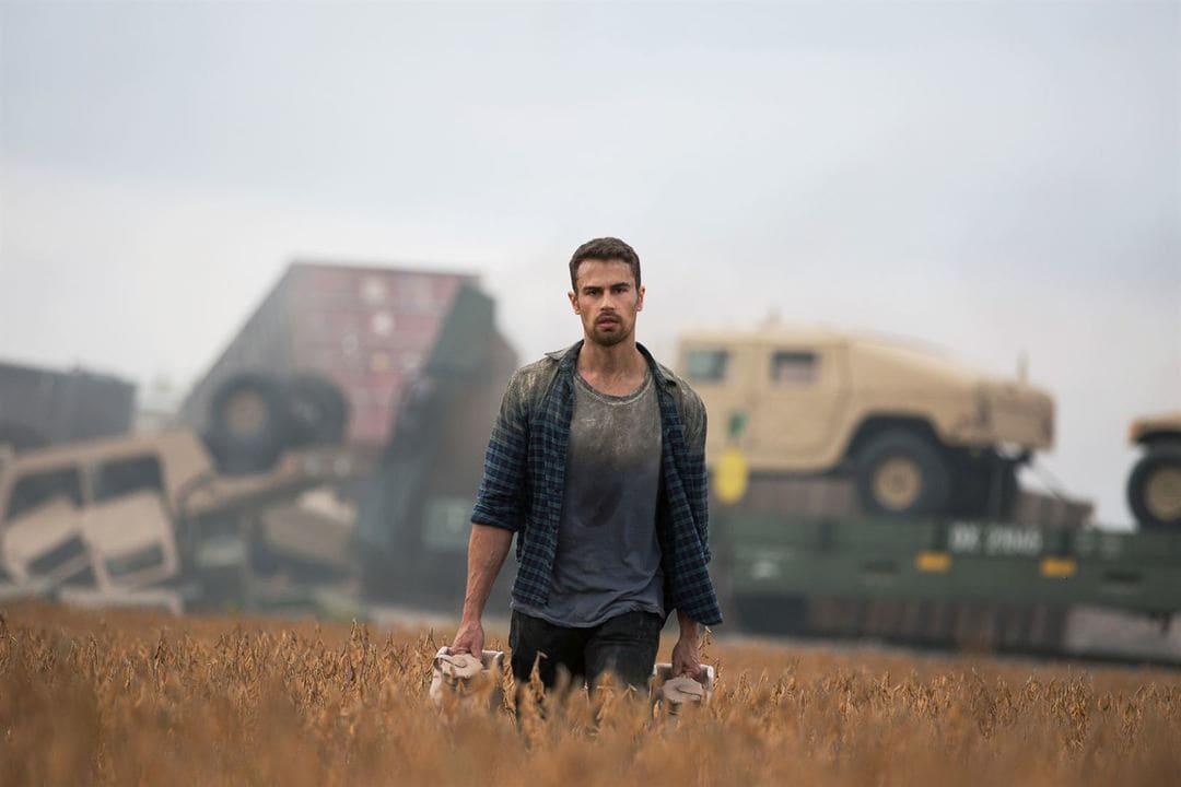 Theo James protagoniza la película