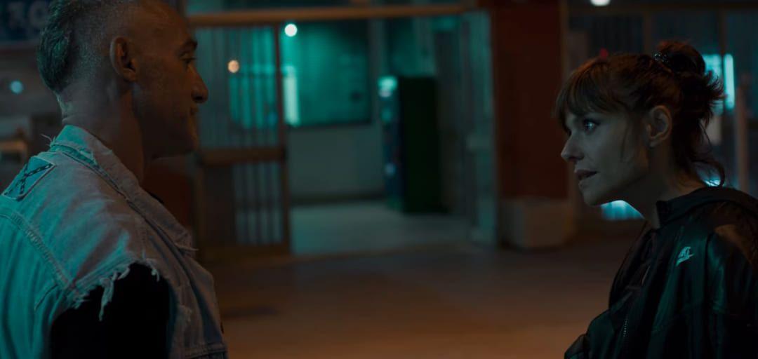 Aniello Arena y Antonia Truppo en la película