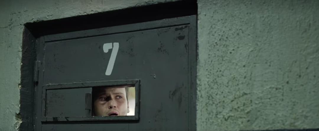Encerrado en la celda 7