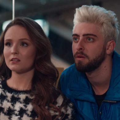 Crítica de la película Modo avión en Netflix