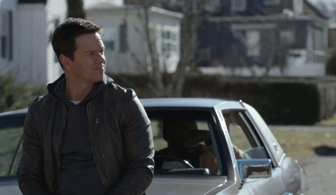 Mark Wahlberg en una escena de la película