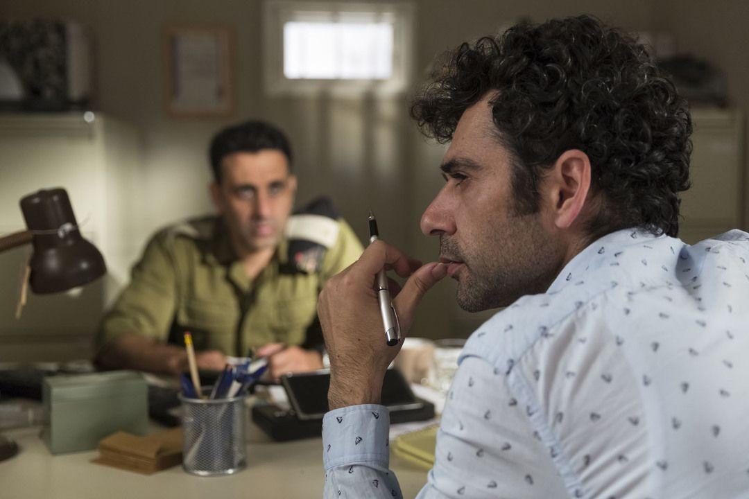 Kais Nashif en la película Todo pasa en Tel Aviv