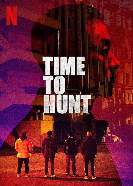Cartel de la película Tiempo de caza de Netflix