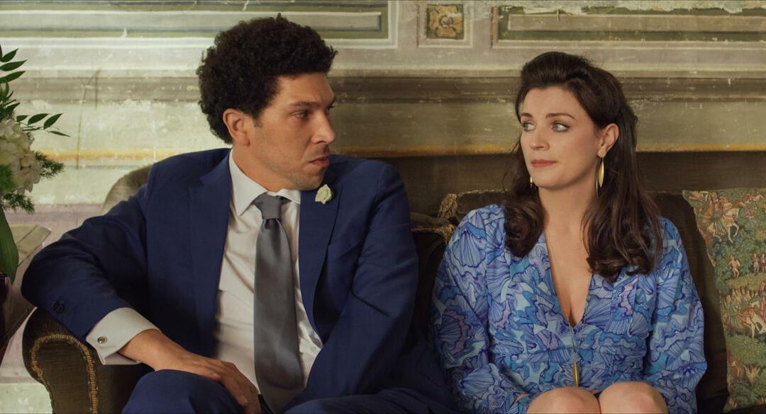 Los amigos de la novia en Amor, boda, azar de Netflix