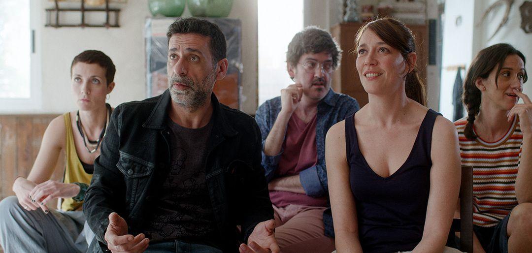 Lorena López y Nacho Fresneda