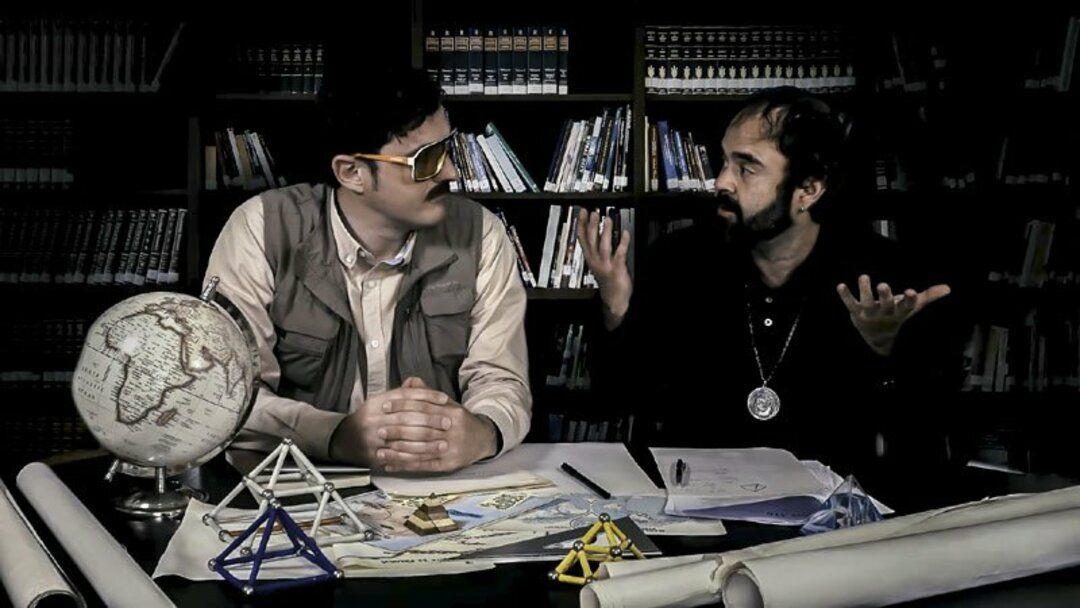 Una de las charlas de divulgación científica del documental