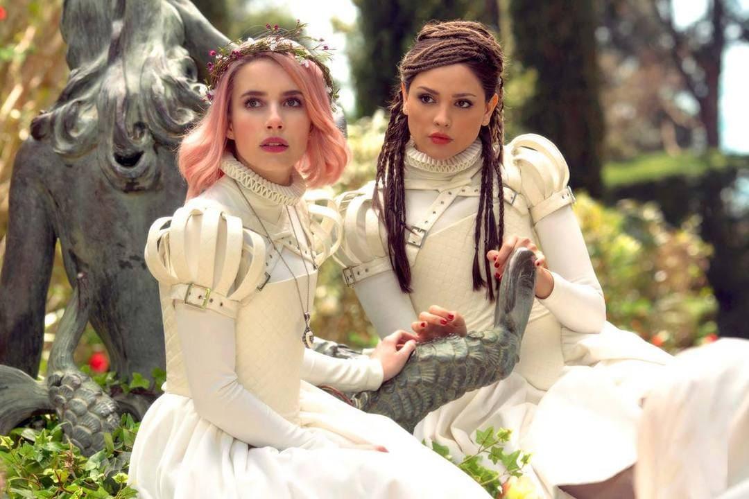 Escena de la película Paradise Hills en Netflix