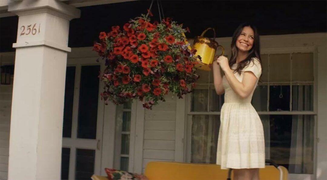 Evangeline Lilly en la película