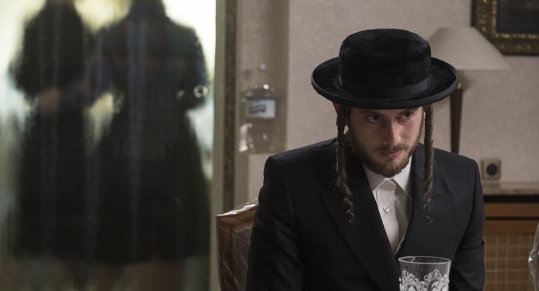El marido de Esty, Yakov Shapiro