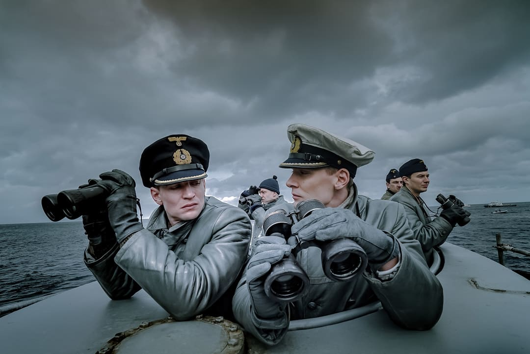 Una serie sobre la vida en un submarino
