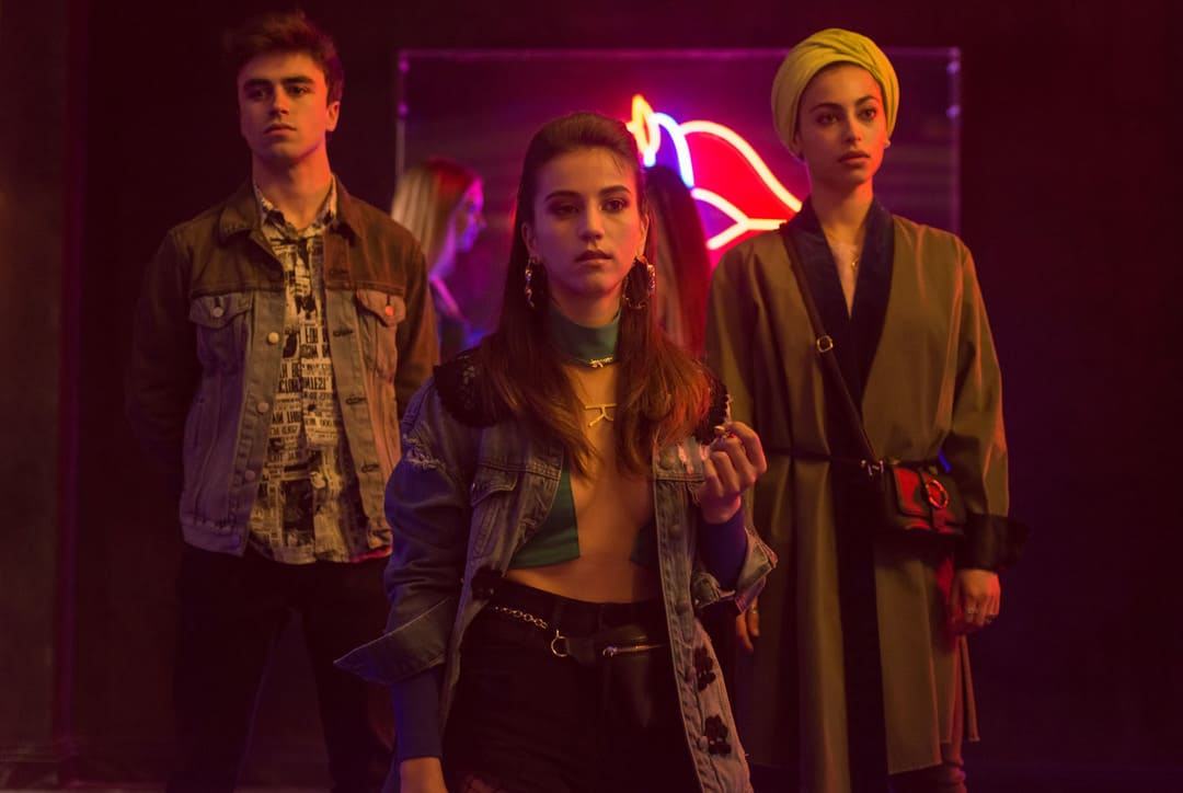 Samu, Rebe y Nadia ¿tendrán algo que ver en el asesinato de Polo?