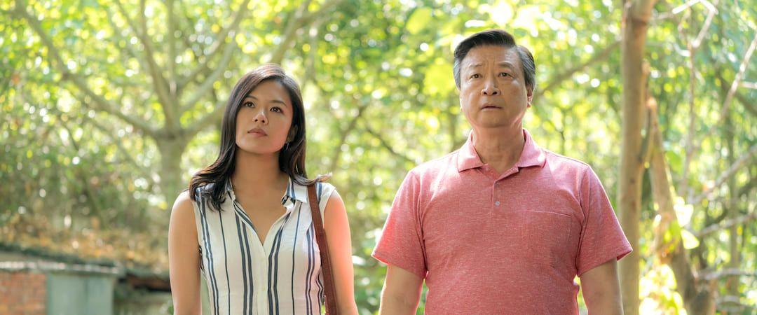La relación de padre e hija marca la narración de la cinta