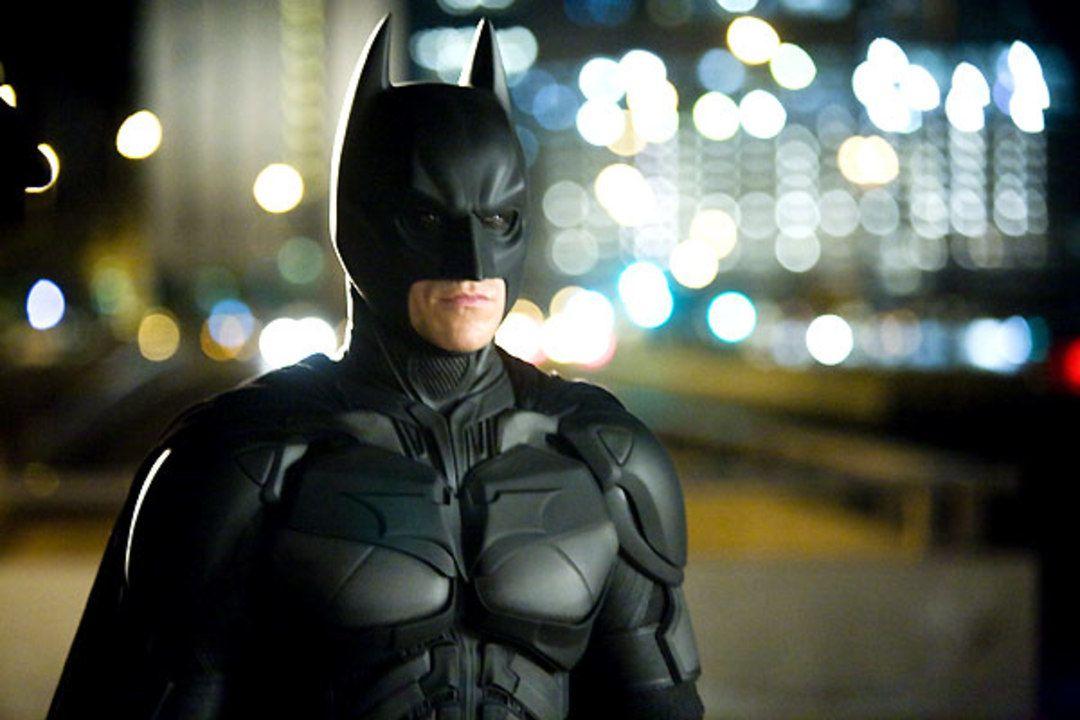 El Batman de El caballero oscuro