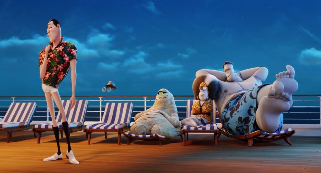 Drac y el resto se marchan de vacaciones