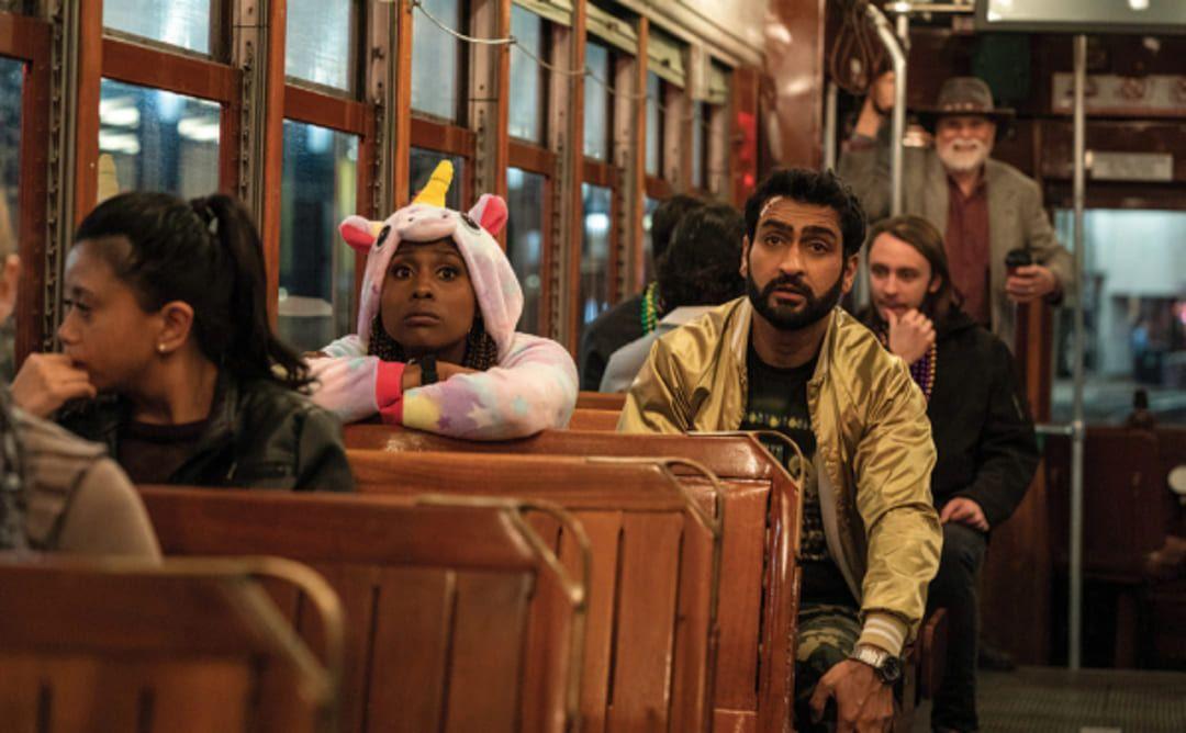 Escena de la película Los tortolitos de Netflix