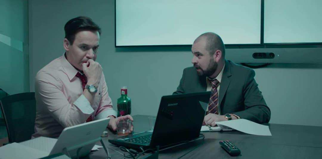 Ricardo Quevedo y 'Polilla', los protagonistas de la película