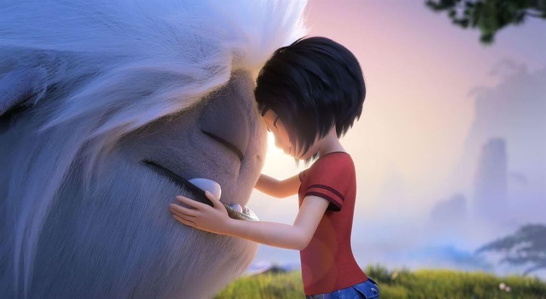 Escena de la película Abominable (2019)