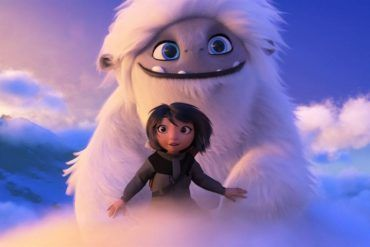 Crítica de abominable, película de animación
