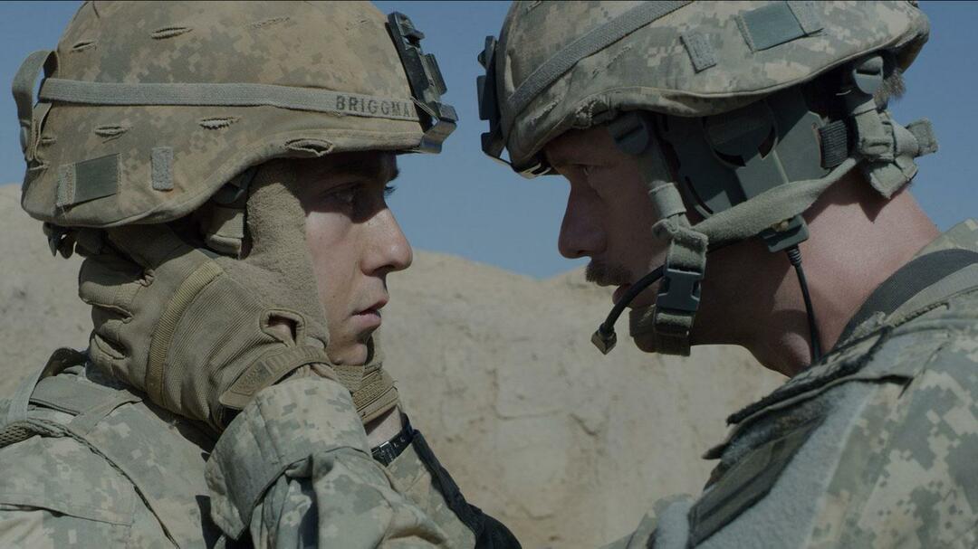 Los militares americanos