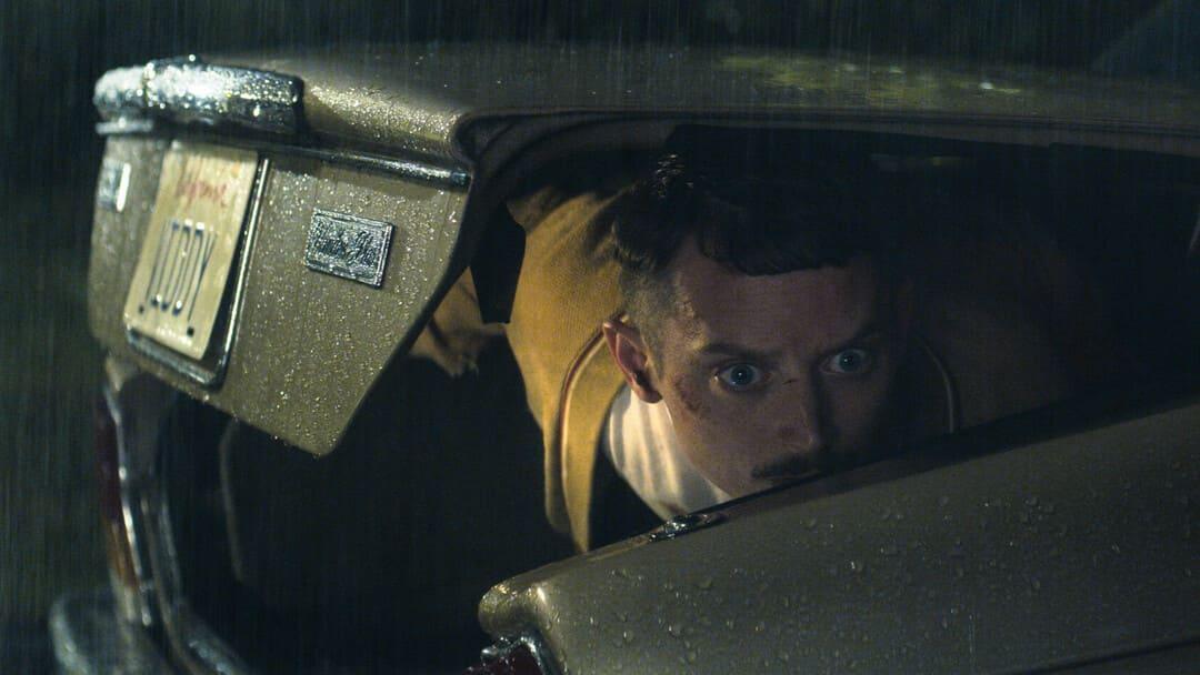 Elijah Wood en la película