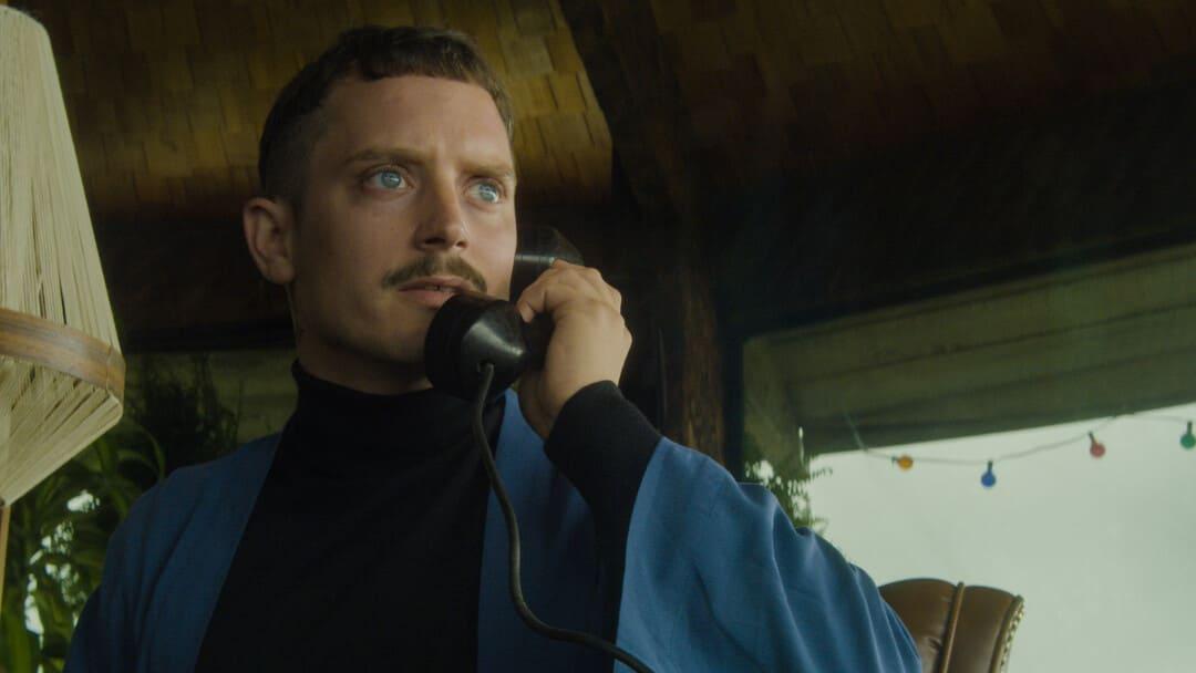 Elijah Wood en la película Ven con papá