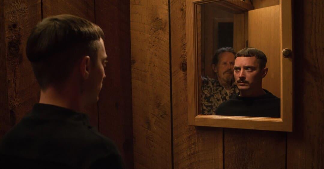 Escena de la película Ven con papá en Movistar