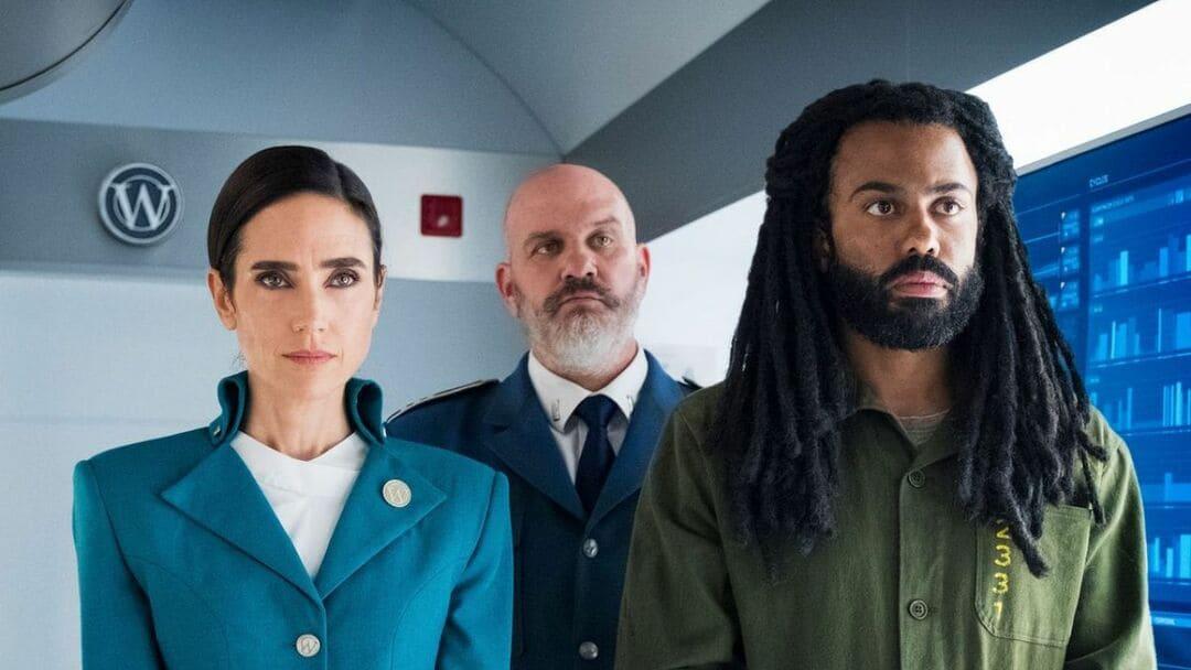 Escena de la serie Snowpiercer (Rompenieves) de Netflix