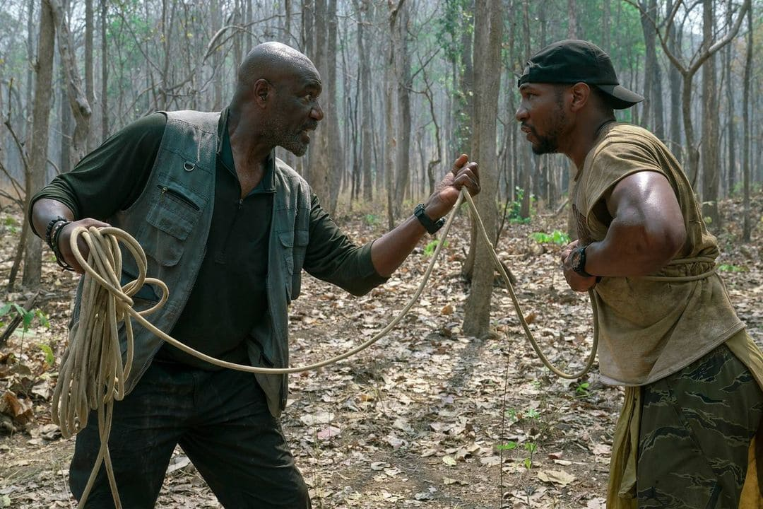 Escena de la película Da 5 Bloods: Hermanos de armas