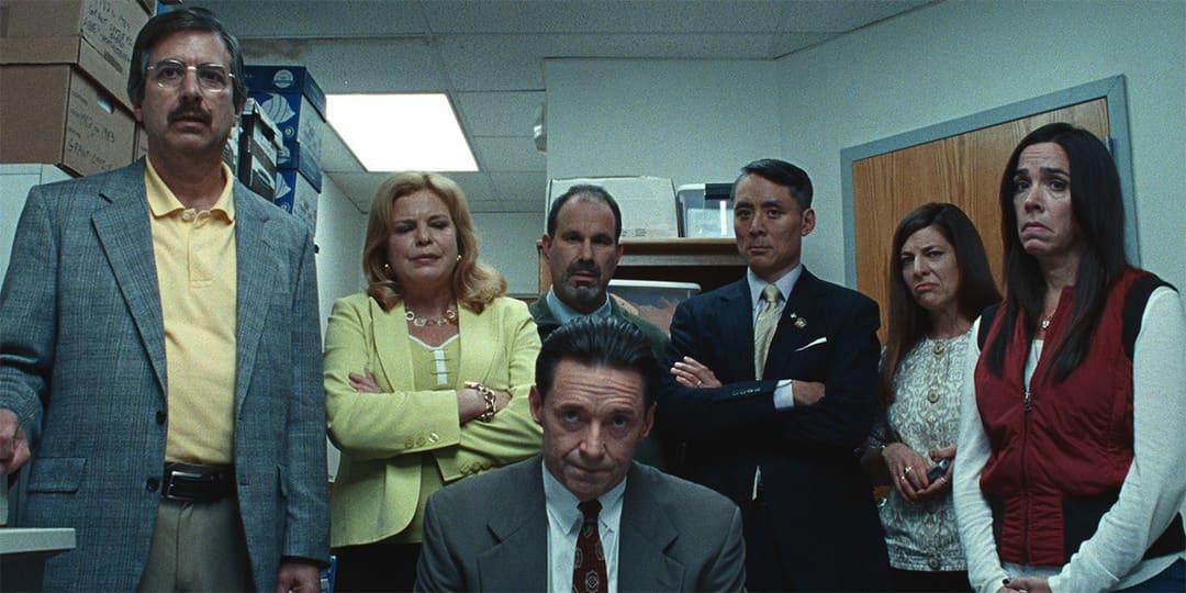 Escena de la película La Estafa (Bad education) de HBO
