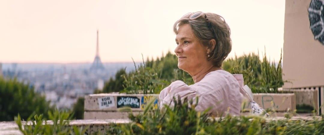 Escena de la película La nueva vida de Britt Marie