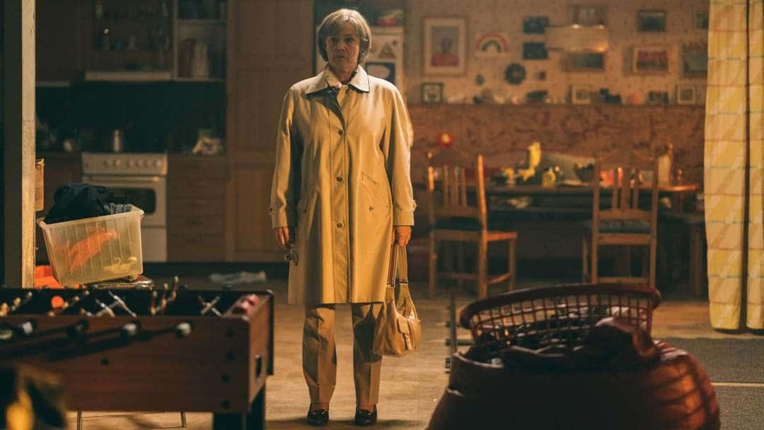 Pernilla August en la película
