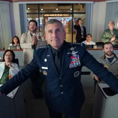 Crítica de la serie Space Force de Netflix