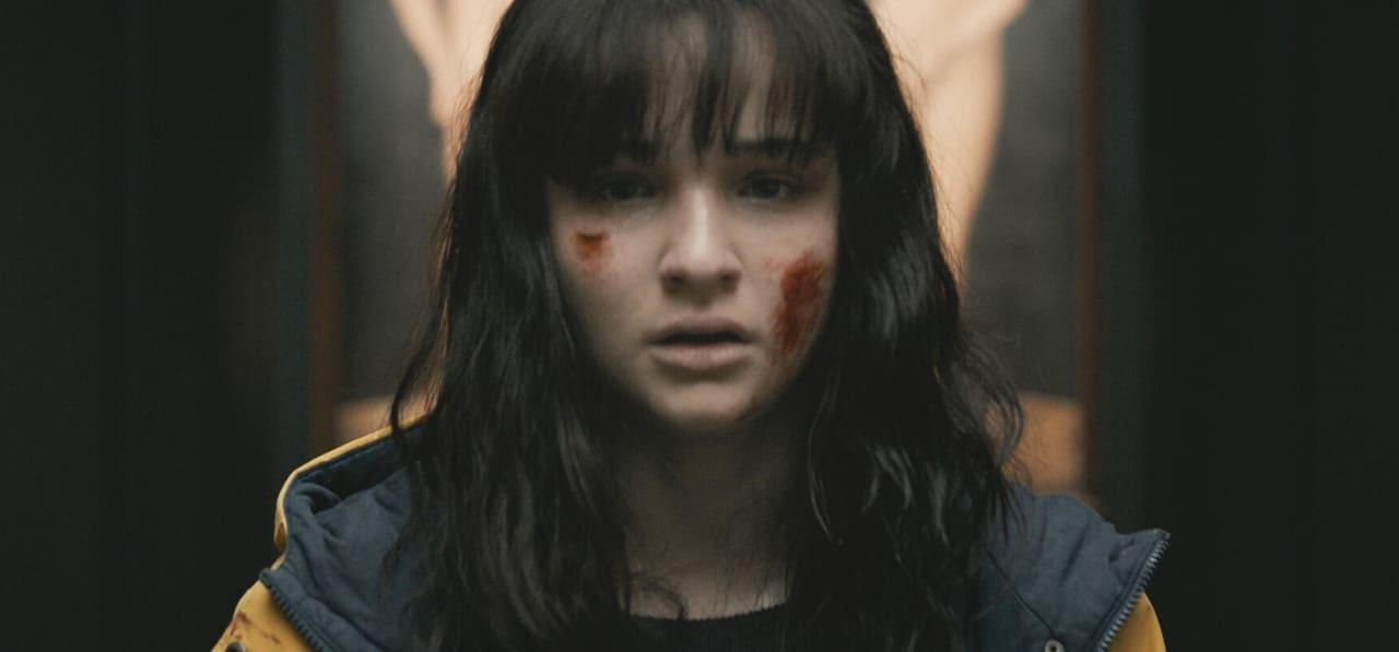 Lisa Vicari en la serie Dark