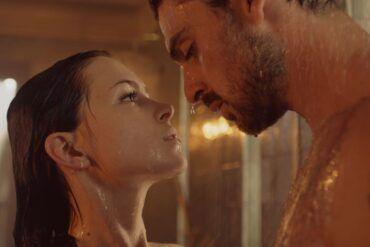 La pareja protagonista película 365 DNI de Netflix