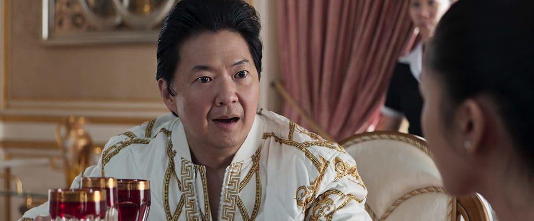 Ken Jeong en la película