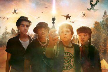 Crítica de la película Campamento alienígena de Netflix