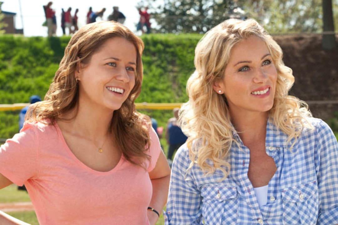 Jenna Fischer y Christina Applegate