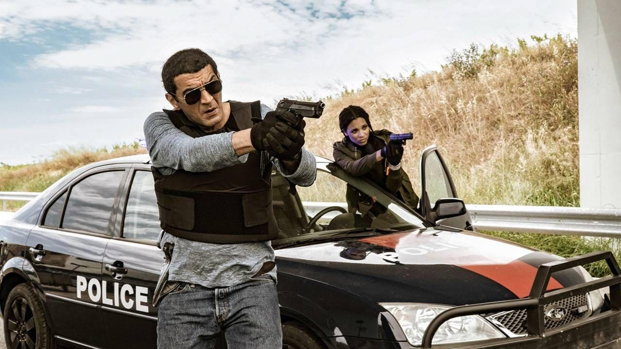 Escena de la película La bala perdida en Netflix