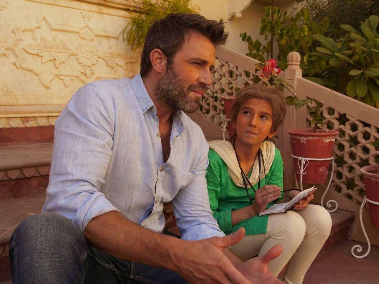 Rocío Yanguas y Fernando Gil
