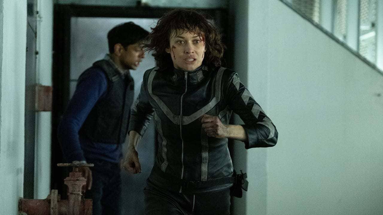 Olga Kurylenko en el remake de 'Transporter'