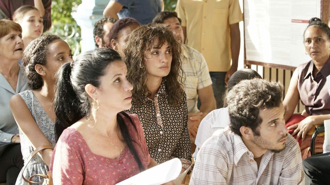 Penélope Cruz en la película