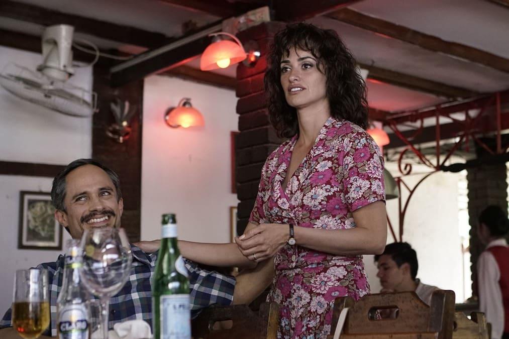 Penélope Cruz en una escena de la película de Netflix