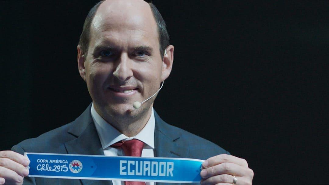 Andrés Parra protagoniza la serie