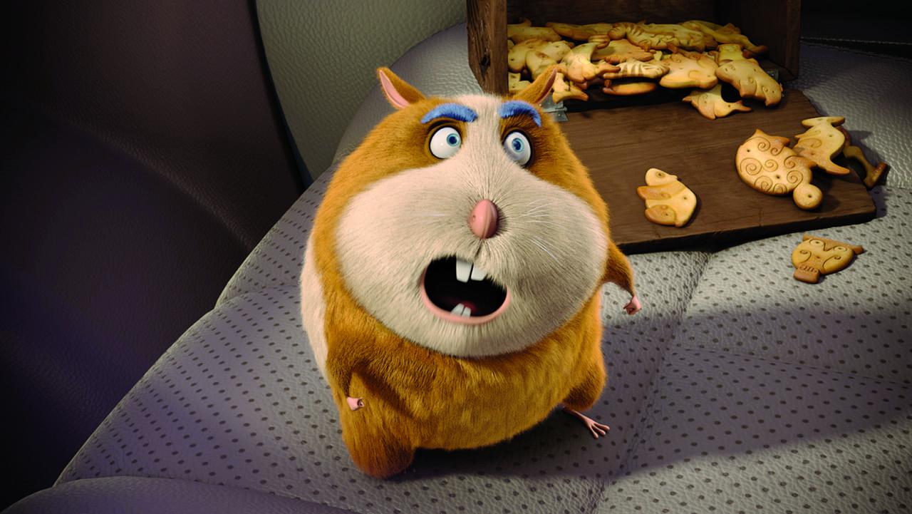 Escena de la película Animal Crackers en Netflix