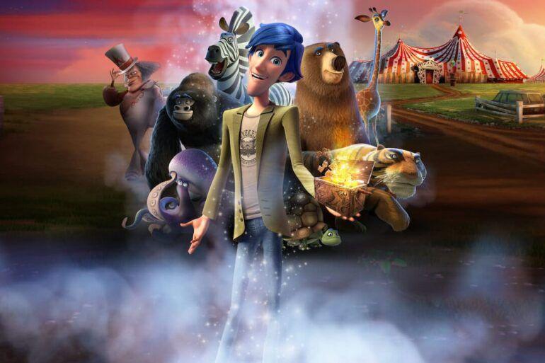Crítica de la película Animal Crackers en Netflix