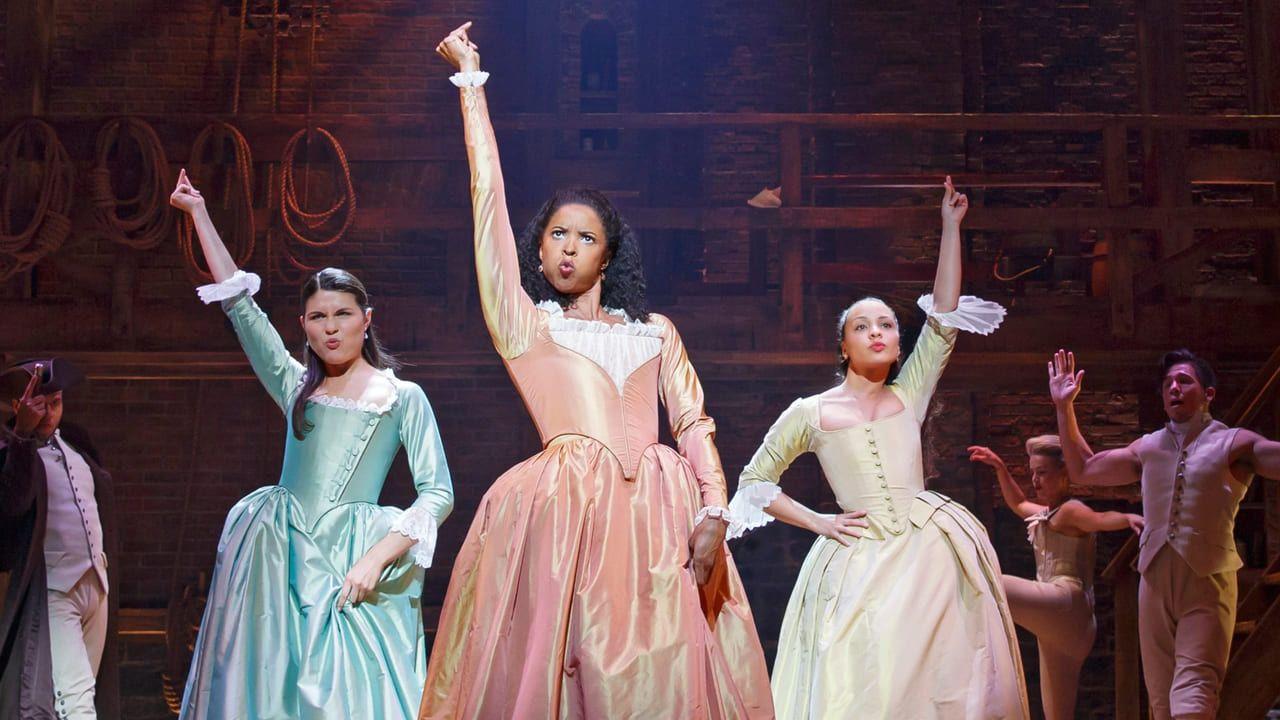 Escena del musical de Broadway