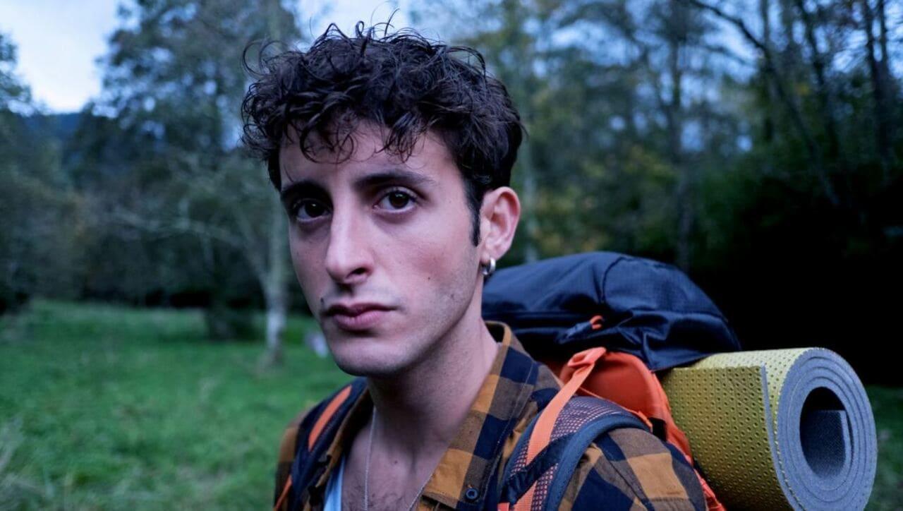 Daniel Ibáñez en la serie