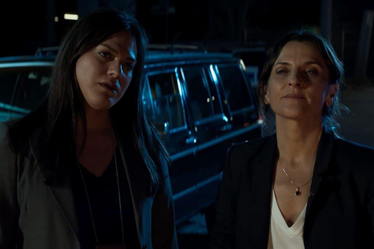 Antonia Zegers y Daniela Vega